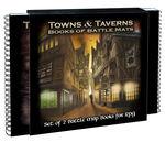 BATTLEMATS - LOKE - Books of Battle Mats - Towns & Taverns