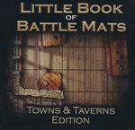 BATTLEMATS - LOKE - Little Book of Battle Mats - Towns & Taverns