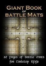 BATTLEMATS - LOKE - Giant Book of Battle Mats