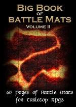 BATTLEMATS - LOKE - Big Book of Battle Mats - Volume II