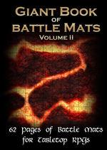 BATTLEMATS - LOKE - Giant Book of Battle Mats - Volume II