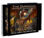 BATTLEMATS - LOKE - Books of Battle Mats - Dungeon