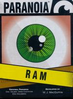 PARANOIA 2017 EDITION - RAM Deck