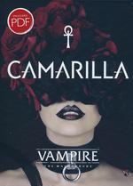 VAMPIRE THE MASQUERADE 5TH EDITION - Camarilla Supplement Hardcover