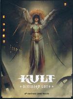 KULT 4TH EDITION DIVINITY LOST - Kult Divinity Lost Core Rulebook (inc. PDF)