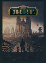 AGENTS OF CONCORDIA - Agents of Concordia