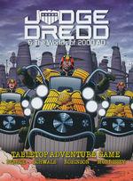 JUDGE DREDD - Judge Dredd and the Worlds of 2000AD RPG
