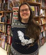 JUMPERS - HARRY POTTER - Hedwig Sweater (L) - TILBUD (så længe lager haves, der tages forbehold for udsolgte varer)