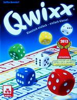 QWIXX - Qwixx (tysk med danske regler)