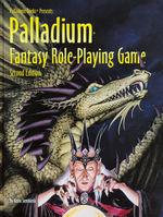 PALLADIUM ROLEPLAYING - Palladium Fantasy RPG Hardcover