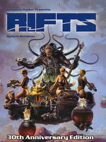 RIFTS - Rifts RPG Anniversary Commemorative Edition Hardcover