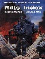 RIFTS - Index & Adventures Vol. One - TILBUD (så længe lager haves, der tages forbehold for udsolgte varer)