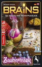 BRAINS - Zaubertrank (Tyske og engelske regler)