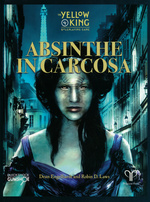 YELLOW KING RPG - Absinthe in Carcosa