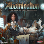 ABOMINATION - Abomination: The Heir of Frankenstein