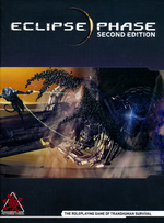 ECLIPSE - Eclipse Phase RPG: Second Edition Rulebook