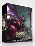 SAVAGE WORLDS ADVENTURE EDITION - Savage Worlds RPG: Essentials Boxed Set