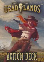 SAVAGE WORLDS - DEADLANDS  - Weird West Aciton Deck