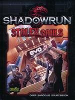 SHADOWRUN 5TH EDITION - Stolen Souls - TILBUD (så længe lager haves, der tages forbehold for udsolgte varer)