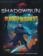 SHADOWRUN 5TH EDITION - Bloody Business - TILBUD (så længe lager haves, der tages forbehold for udsolgte varer)
