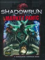 SHADOWRUN 5TH EDITION - Market Panic - TILBUD (så længe lager haves, der tages forbehold for udsolgte varer)