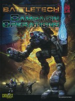 BATTLETECH NY UDGAVE - Campaign Operations