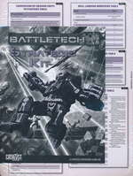 BATTLETECH NY UDGAVE - Strategic Kit