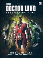 DOCTOR WHO - ADVENTURES IN TIME AND SPACE - Silurian Age - Dinosaurs and Spaceships (incl. PDF) - TILBUD (så længe lager haves, der tages forbehold for udsolgte varer)