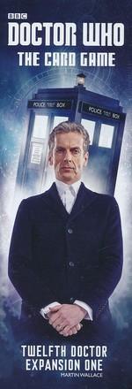 DOCTOR WHO CARD GAME SECOND EDITION - Twelfth Doctor Expansion 1, The - TILBUD (så længe lager haves, der tages forbehold for udsolgte varer)