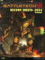 BATTLETECH NY UDGAVE - Record Sheets 3055 Upgrade