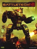 BATTLETECH NY UDGAVE - Record Sheets 3058 Upgrade