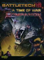 BATTLETECH RPG - Time of War - Companion - TILBUD (så længe lager haves, der tages forbehold for udsolgte varer)