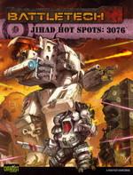 BATTLETECH NY UDGAVE - Jihad Hot Spots 3076