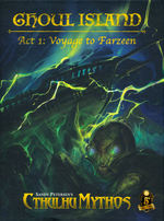 DUNGEONS & DRAGONS NEXT (5TH ED.) - Sandy Petersens Cthulhu Mythos: Ghoul Island