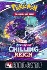 POKEMON - Chilling Reign Build & Battle Bo