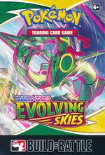 POKEMON - Evolving Skies Build & Battle Box