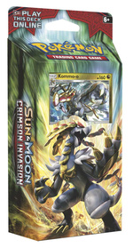 POKEMON - Sun & Moon Crimson Invasion Clanging Thunder Theme Deck