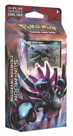 POKEMON - Sun & Moon Crimson Invasion Destruction Fang Theme Deck