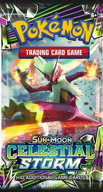 POKEMON - Sun & Moon Celestial Storm Booster