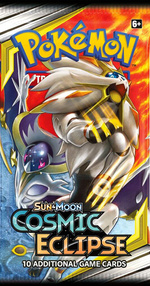 POKEMON - Sun & Moon Cosmic Eclipse Booster