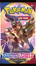 POKEMON - Sword & Shield Booster
