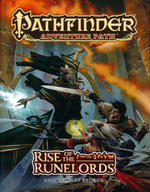 PATHFINDER - POCKET EDITION - Rise of the Runelords Anniversary Edition