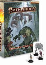 PATHFINDER 2ND EDITION - PAWNS - Bestiary 1 Pawn Collection Box