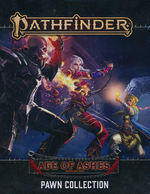 PATHFINDER 2ND EDITION - PAWNS - Age of Ashes Pawn