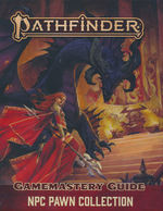 PATHFINDER 2ND EDITION - PAWNS - Gamemastery Guide NPC Pawn Collection