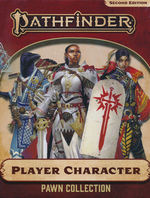 PATHFINDER 2ND EDITION - PAWNS - Player Character Pawn Collection