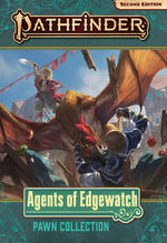 PATHFINDER 2ND EDITION - PAWNS - Agents of Edgewatch Pawn Collection