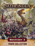 PATHFINDER 2ND EDITION - PAWNS - Bestiary 3 Pawn Collection