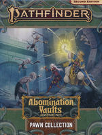 PATHFINDER 2ND EDITION - PAWNS - Abomination Vaults Pawn Collection