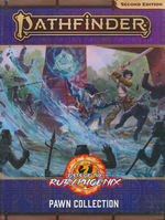 PATHFINDER 2ND EDITION - PAWNS - Fists of the Ruby Phoenix Pawn Collection